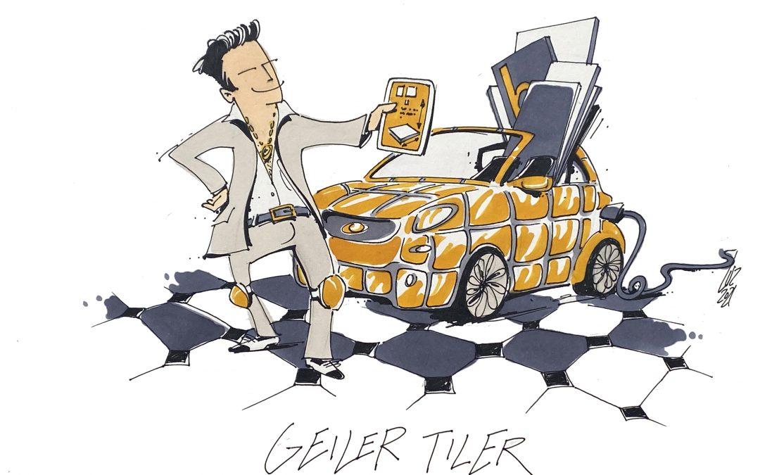 Geiler Tiler: Unsere Vision vom digital-kreativen Handwerk